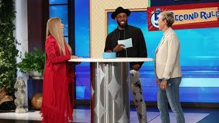 Video Ellen and Cardi B Play '5 Second Rule' MP3, 3GP, MP4, WEBM, AVI, FLV Oktober 2018