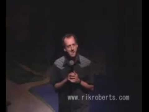 RIK ROBERTS - Standup Comedian Video