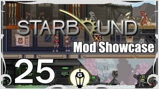 Today's Starbound Mod Showcase takes a quick look into the Elithian Races Mod, which adds three new playable races and a ...