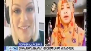Marya Isma di Kompas Tv
