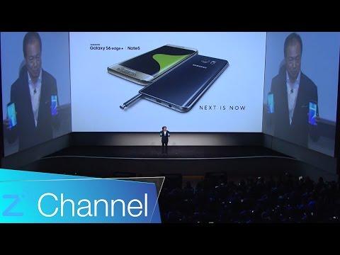 Tổng hợp Samsung Unpacked: Galaxy Note 5, S6 edge Plus và hơn thế nữa