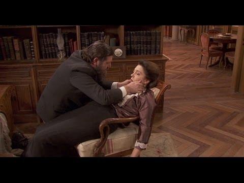 il segreto - donna francisca sviene
