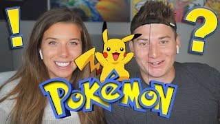 Reacting To THE BEST POKEMON QUIZ in the WORLD