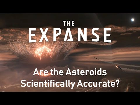 Is The Expanse Scientifically Accurate? - Asteroids