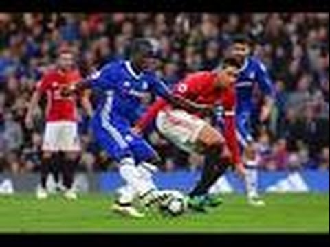 Chelsea vs Manchester United   1-0   2017 - Highlights & Goals - FA Cup Quarterfinal
