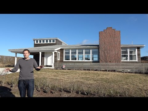 Here's a Tour of a $2 Million House on an Ocean Cliff