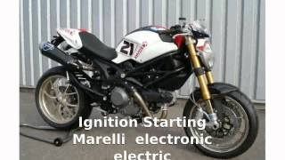 3. Ducati Monster 1100S - Details and Specs