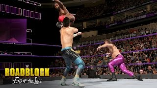 Nonton WWE Cruiserweight Title Triple Threat Match: WWE Roadblock: End of the Line 2016 on WWE Network Film Subtitle Indonesia Streaming Movie Download