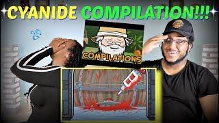 Cyanide & Happiness Compilation #25 REACTION!!!