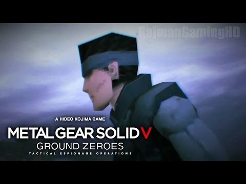 Metal Gear Solid : Missions Sp�ciales Playstation