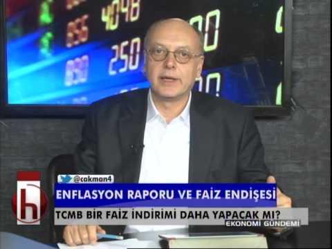 Dr. Cüneyt Akman'la Ekonomi: TCMB bir faiz indirimi yapacak mı?