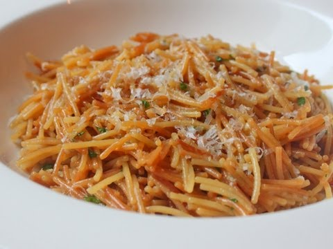 Italian Recipe: Delicious Healthy Broken Spaghetti Pasta – Risotto Style