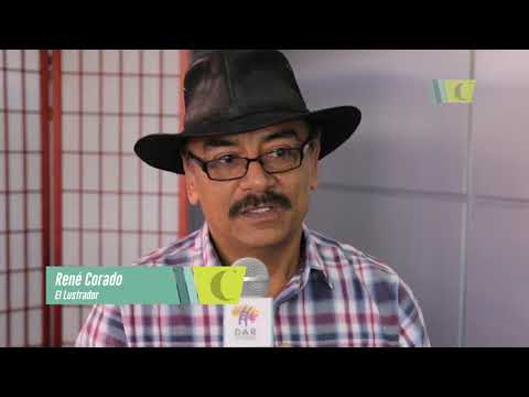 Entrevista Personas de Éxito Rene Corado 'El Lustrador'
