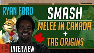 Ryan Ford On The State of Canadian Melee and Origin of Unknown522 | SSBM Esports Interview