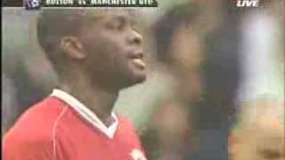 Man United Vs Bolton Highlight