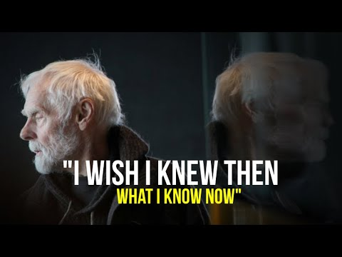 Incredible LIFE ADVICE From An Old Wise Man (very powerful)
