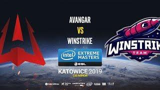 AVANGAR vs Winstrike - IEM Katowice CIS Minor - map2 - de_cache [Craggy & SleepSomeWhile]