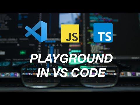 How to rapidly prototype Javascript in Visual Studio Code