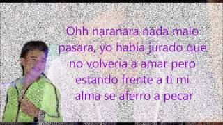 Nada Malo Pasara-Jerry Hernandez (LETRA)