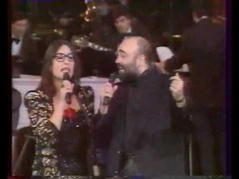 Nana Mouskouri &  Demis Roussos   -  Ximeroni   -  Live (видео)