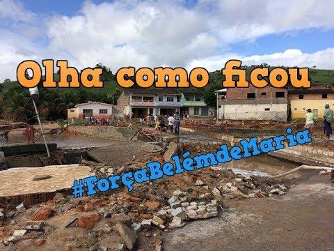 #ForçaBelém Depois da Enchente em Belém de Maria-PE  ☹- Geferson M. Sales