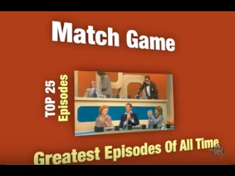 Match Game Marathon (Top 25 Best Episodes Of All Time)