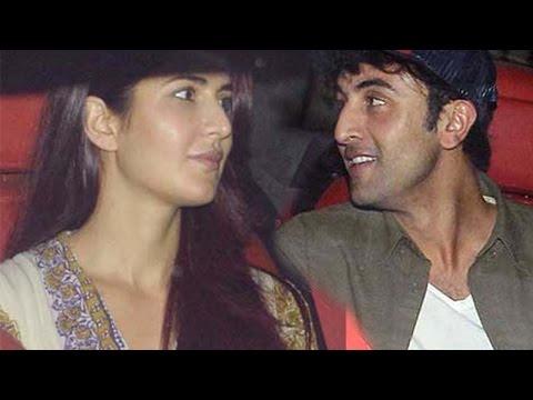Ranbir Kapoor And Katrina Kaif Reunite In Mumbai