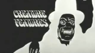 """Here is a re-creation (not original) of the opening of the legendary Creature Features program on WGN Channel 9. Normally I don't approve of re-creations, but since this is such an important piece of Chicago TV history, and since such scant authentic material exists for this program (only off-air audio recordings and a """"gag"""" type promo that was made for an old WGN Sales Department presentation) - I figured this was worth an exception.It's a shame that no authentic off-air video recordings exist of this show, which so many people remember fondly. If it only had stayed on the air two or three more years, perhaps someone would have recorded it. Right now, the fact that the show ended in 1976 makes it very, very, unlikely (though not impossible) that an off-air video recording of the show exists. Certainly nothing has turned up yet. If you find anything, let me know, eh? ;-)The opening poem was recited by WGN Newsman Marty McNeeley, and the theme song is Henry Mancini's """"Experiment in Terror"""".This re-creation was done by the skillfull hand of Dan Siciliano, with additional material and information provided by Mark Garast and Kent Daluga. Check out Dan's excellent website on Creature Features here!http://wgncreaturefeatures.tvheaven.com/About The Museum of Classic Chicago Television:The Museum of Classic Chicago Television's primary mission is the preservation and display of off-air, early home videotape recordings (70s and early 80s, primarily) recorded off of any and all Chicago TV channels; footage which would likely be lost if not sought out and preserved digitally. Even though (mostly) short clips are displayed here, we preserve the entire broadcasts in our archives - the complete programs with breaks (or however much is present on the tape), for historical purposes. For information on how to help in our mission, to donate or lend tapes to be converted to DVD, and to view more of the 4,700+ (and counting) video clips available for viewing in our online archive, plea"""