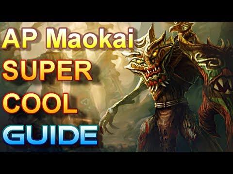Maokai Jungle Build Best
