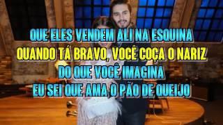 Luan Santana E Anitta   RG