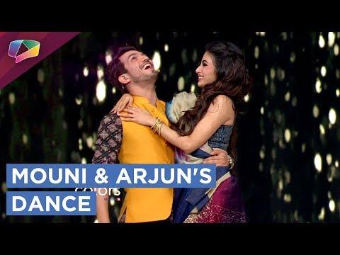 Mouni Roy And Arjun Bijlani's Dance Moves On Dance