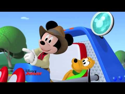 Mickey Mouse Clubhouse - Quest for the Crystal Mickey - Let's Begin!