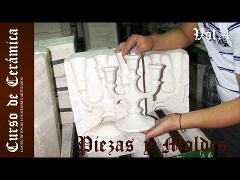 Promo 4 - Fabricar cerámicas con molde