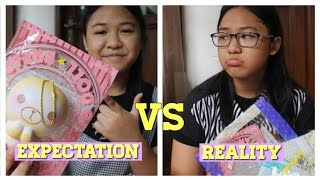 Video EXPECTATION vs REALITY SQUISHY COLLECTOR! MP3, 3GP, MP4, WEBM, AVI, FLV Maret 2018
