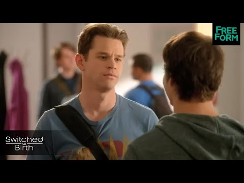 Switched at Birth - Episode 4.06 - Black And Gray - Promo