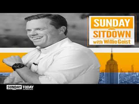 Sunday Sitdown with Willie Geist Podcast
