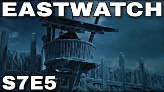Welcome back for another Game of Thrones Season 7 Trailer Breakdown Video. Now that Game of Thrones Season 7 Episode 4 is over let's take a look at the Game of Thrones Season 7 Episode 5 Trailer. The Trailer is short but there is plenty of things to look forward to. Jon Snow will meet Drogon. Jon Snow will pet Drogon. Daenerys will burn Randyll and Dickon Tarly. Qyburn will examine Cersei. Cersei Lannister will find out she's pregnant. Davos and Tyrion sneak into King's Landing. Tyrion meets Jaime and Bronn. The Night King is going to Eastwatch. Bran Stark has a vision of the Night King. Davos finds Gendry. Jorah reunites with Daenerys Targaryen, and so much more. Comment down below with your thoughts. Thanks for watching! Images from Game of Thrones are property of their creators, used here under fair use. Support the channel on Patreon here! https://www.patreon.com/TalkingThronesFollow me on Twitter here! https://mobile.twitter.com/Talking_ThronesLight of the Seven Remix Here!https://www.youtube.com/watch?v=qXCuTo-x0Wc