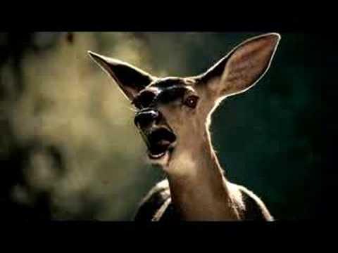 Bridgestone Screaming Squirrel Super Bowl Commercial