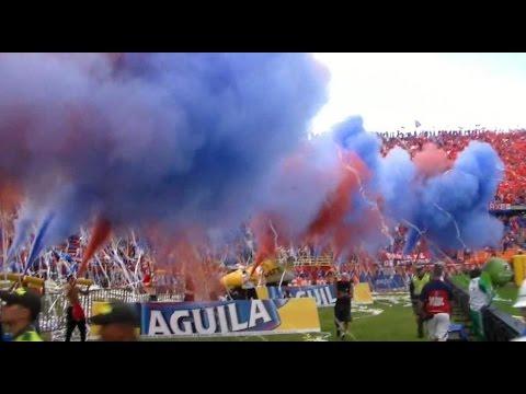 MEDELLIN 3 vs Tolima 1   Liga Aguila 2015/May/31  SEMIFINAL - Rexixtenxia Norte - Independiente Medellín