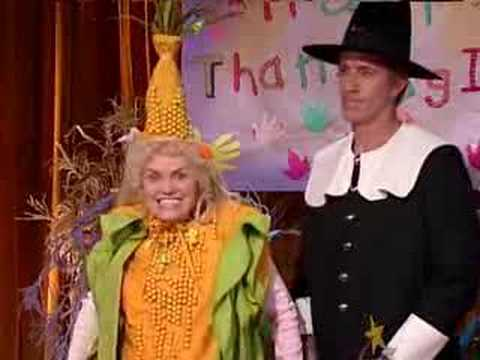Dot - Clip from Season 11, episode 6. Dot plays the role of 'corn' in her school play,