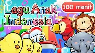 Video Lagu Anak Indonesia 100 Menit MP3, 3GP, MP4, WEBM, AVI, FLV Mei 2019