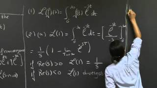 Laplace Transform: Basics | MIT 18.03SC Differential Equations, Fall 2011