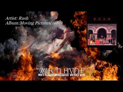 ����� Rush - Witch Hunt