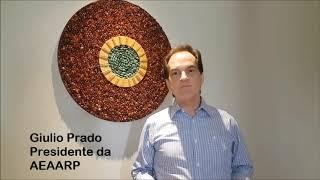 Giulio Prado, presidente da AEAARP, sobre a Campanha Civilidade nas Ruas