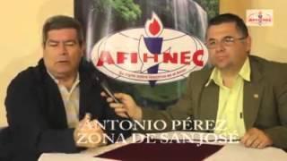 Testimonio de vida Antonio Pérez