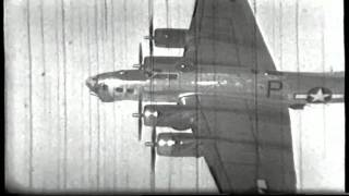 Download Lagu B17 WW2 this is a very rare film not seen since 1944 B17s  on a mission to Germany, 92ND Bomb Group. Mp3