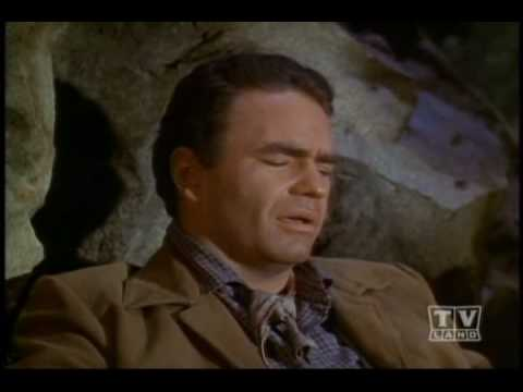 Pernell Roberts & Hoyt Axton singing in Bonanza Ep Dead and Gone