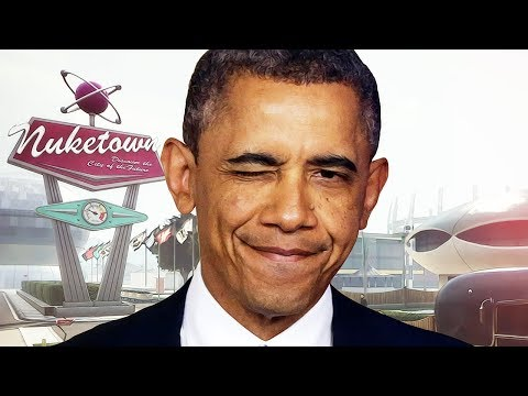 Blackops - In this video we see barack obama play black ops 2! Funny voice trolling that we hope you all enjoy. Remember to drop a like please guys! Creator here: https...