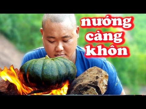 Cheo Leo Vách Núi Ẩm Thực Món Cu Nướng Càng Khôn   Sơn Dược Vlogs #103 - Thời lượng: 17 phút.