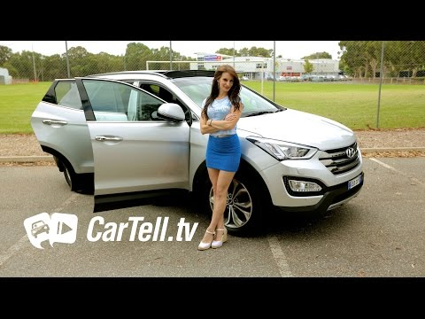 2015 Hyundai Santa Fe Highlander – Review